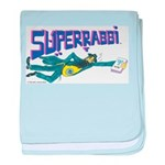 SUPERRABBI baby blanket