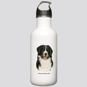 Bernese Mountain Dog 9Y348D-094 Stainless Water Bo