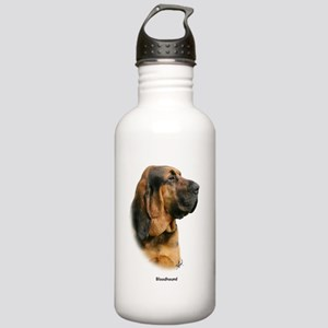 Bloodhound 9Y404D-124 Stainless Water Bottle 1.0L