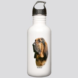 Bloodhound 9Y404D-135 Stainless Water Bottle 1.0L