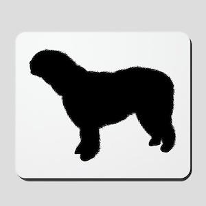 Spanish Water Dog Mousepad