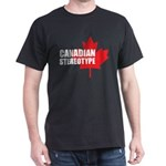 Canadian stereotype Dark T-Shirt
