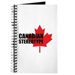 Canadian stereotype Journal