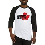 Canadian stereotype Baseball Jersey