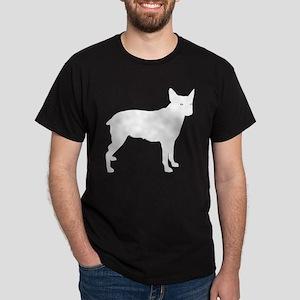 Stumpy Tail Cattle Dog Black T-Shirt