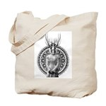 Cephalopod Bride Tote Bag
