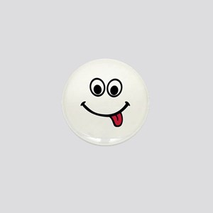 Smiley Mini Button