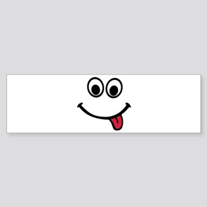 Smiley Sticker (Bumper)