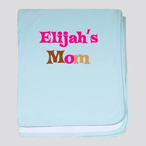 Elijah's Mom baby blanket