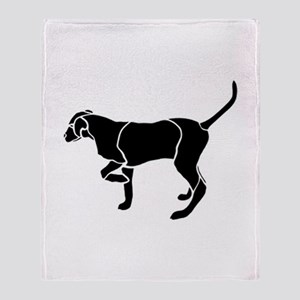 Pointer Throw Blanket