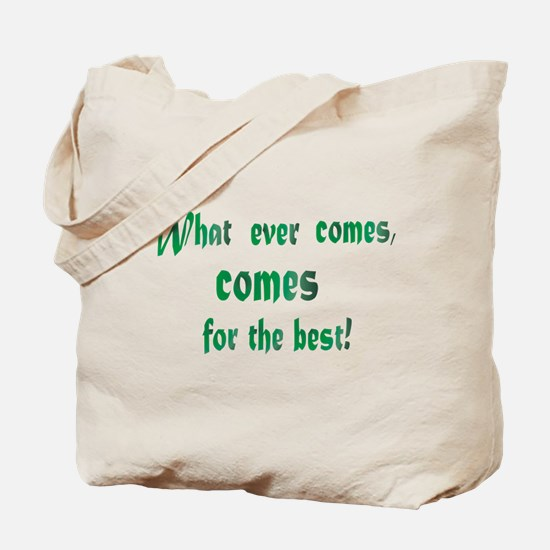 Cute Wishing to be friends is quick work but friendship Tote Bag