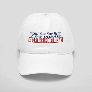 Stop Dubai Port Deal Cap