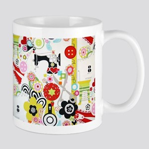Sewing Mugs Mug