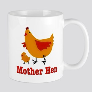 Mother Hen Chicken Mug