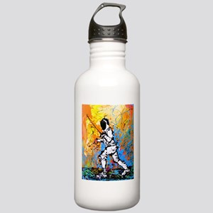 """The Approach"" Stainless Water Bottle 1.0L"