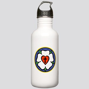 Luther Rose Stainless Water Bottle 1.0L