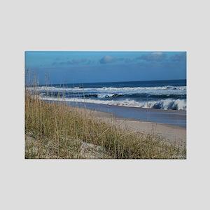 Beachfront Beauty Rectangle Magnet