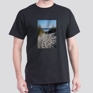 Sandy Serenity Dark T-Shirt