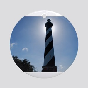 Glow of Hatteras Ornament (Round)