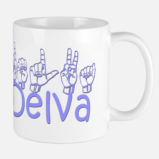 Delva Mug