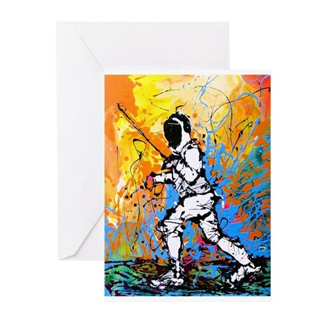 """""""The Approach"""" Greeting Cards (Pk of 10)"""