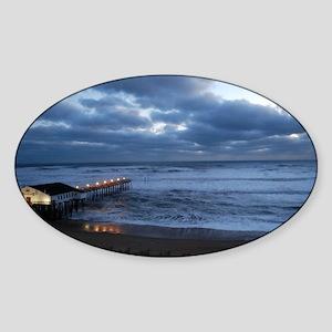Gathering Storm Sticker (Oval)