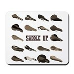 Saddle Up Mousepad