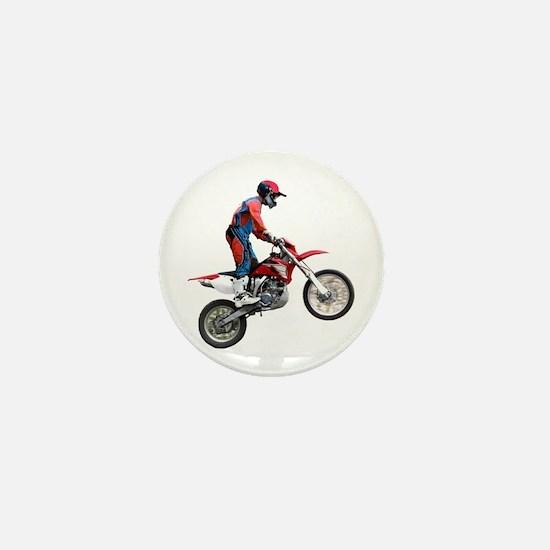 Helaine's Dirt Cycle Mini Button