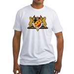 Bjarki 's Fitted T-Shirt