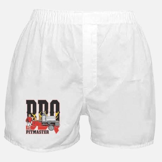 BBQ Pit master Boxer Shorts