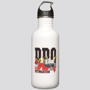 BBQ Pit master Stainless Water Bottle 1.0L