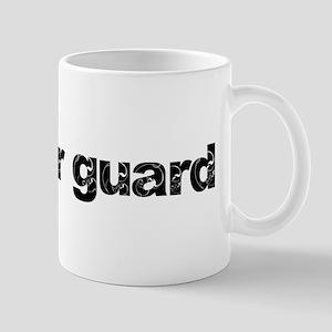 WINTER GUARD: Commitment Quot Mug