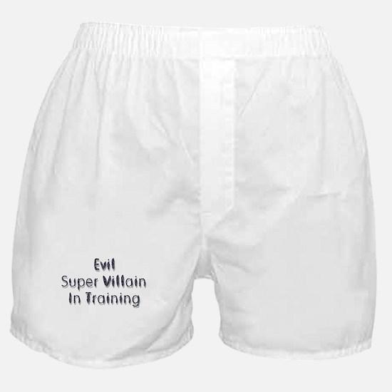 Super Villain Boxer Shorts
