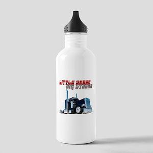 Little Shack Big Stacks Stainless Water Bottle 1.0