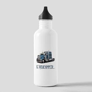 K Whopper Stainless Water Bottle 1.0L