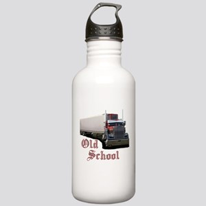Old School Stainless Water Bottle 1.0L
