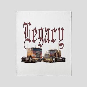 Legacy Throw Blanket