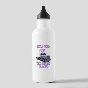 Little Girls Love Their Littl Stainless Water Bott