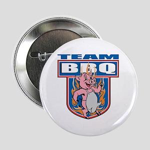 """Team Pork BBQ 2.25"""" Button"""
