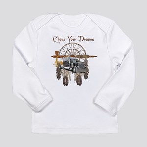 Chase Your Dreams Long Sleeve Infant T-Shirt