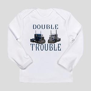 Double Trouble Long Sleeve Infant T-Shirt