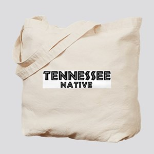 Tennessee Native Tote Bag