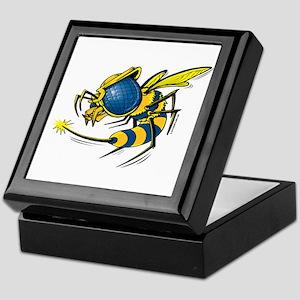 Killer Bee 3 Keepsake Box
