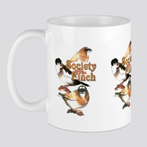 Society Finch Mug