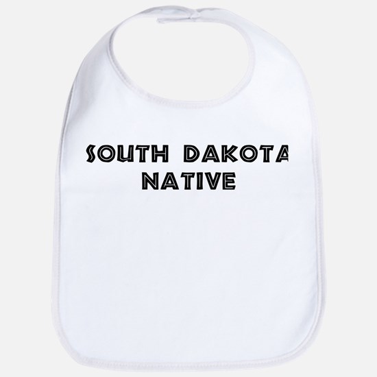 South Dakota Native Bib