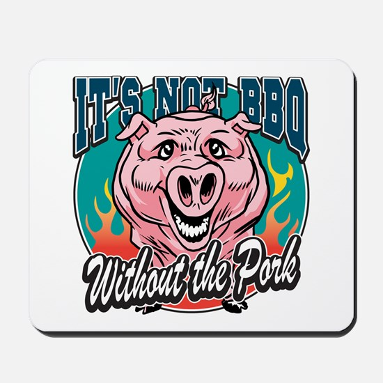 BBQ Pork Mousepad