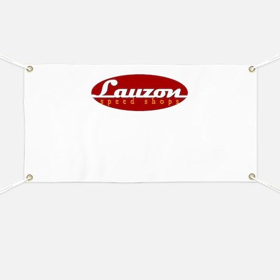 Lauzon Speed Shops - Banner