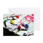 Christmas Colors - Greeting Cards (Pk of 10)