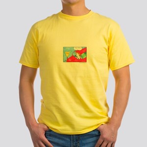 8 Asserter Yield Yellow T-Shirt