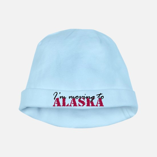 Moving to Alaska 2 baby hat
